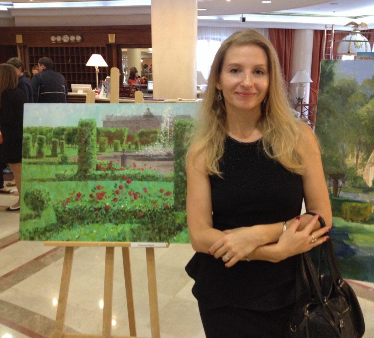 Maria Knyazeva